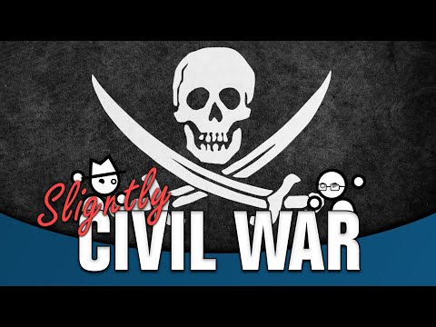 Is Video Game Piracy Ever Justified? | Slightly Civil War |