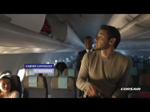 Cabine Economy Corsair A330NEO