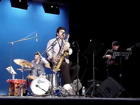 40 West Jazz Quartet /Festival de Jazz Monterrey 2010