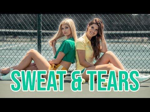Blonde vs Brunette  Ultimate Workout   Loren Gray Amanda Cerny