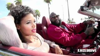 """Aston Martin Music"" Official Behind The Scenes- Rick Ross Drake, Chrisette Michele 2010 HD"