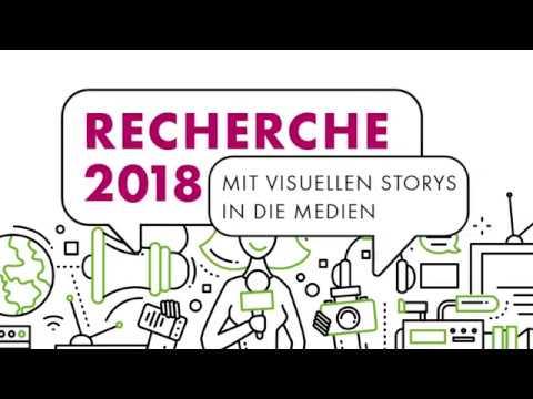 Recherche 2018: So arbeiten Journalisten heute