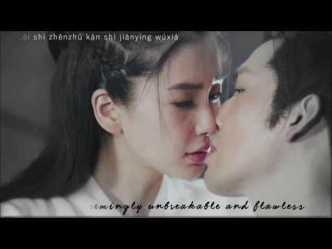 Eng+Pinyin 泪塔 Tower of Tears MV- 'General and I' OST 孤芳不自赏 Wallace Chung 钟汉良