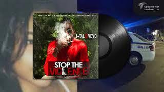 I-talixVEVO - Stop The Violence [Audio Visualizer]