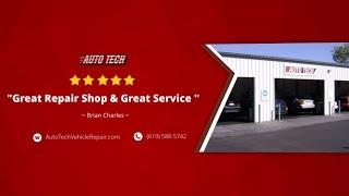 Auto Repair Services: Excellent Auto Repair by Auto Tech Automotive Repair El Cajon (619) 588-5...