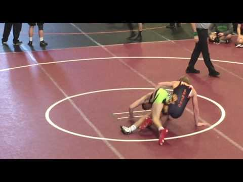 Richie Morrell @ The MAWA Tournament, Match 1, Period 2