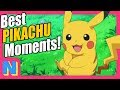 8 Best Pikachu Anime Moments! (Pokemon)