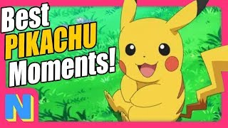 8 Best Pikachu Anime Moments! (Pokemon)