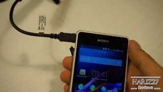Sony Xperia Z1 Compact - USB OTG Review