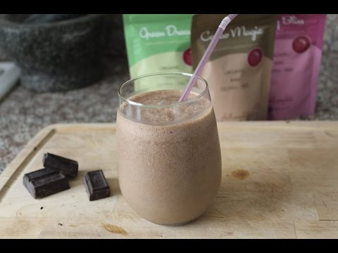 How to make a Cacao Superfood Smoothie