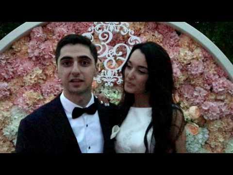 Ведущий Рубен Мхитарян - отзыв. Армянская, армянско-русская, русско-армянская свадьба, юбилей
