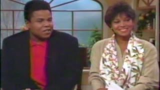 Rebbie Jackson & Tito Jackson Interview from 1993