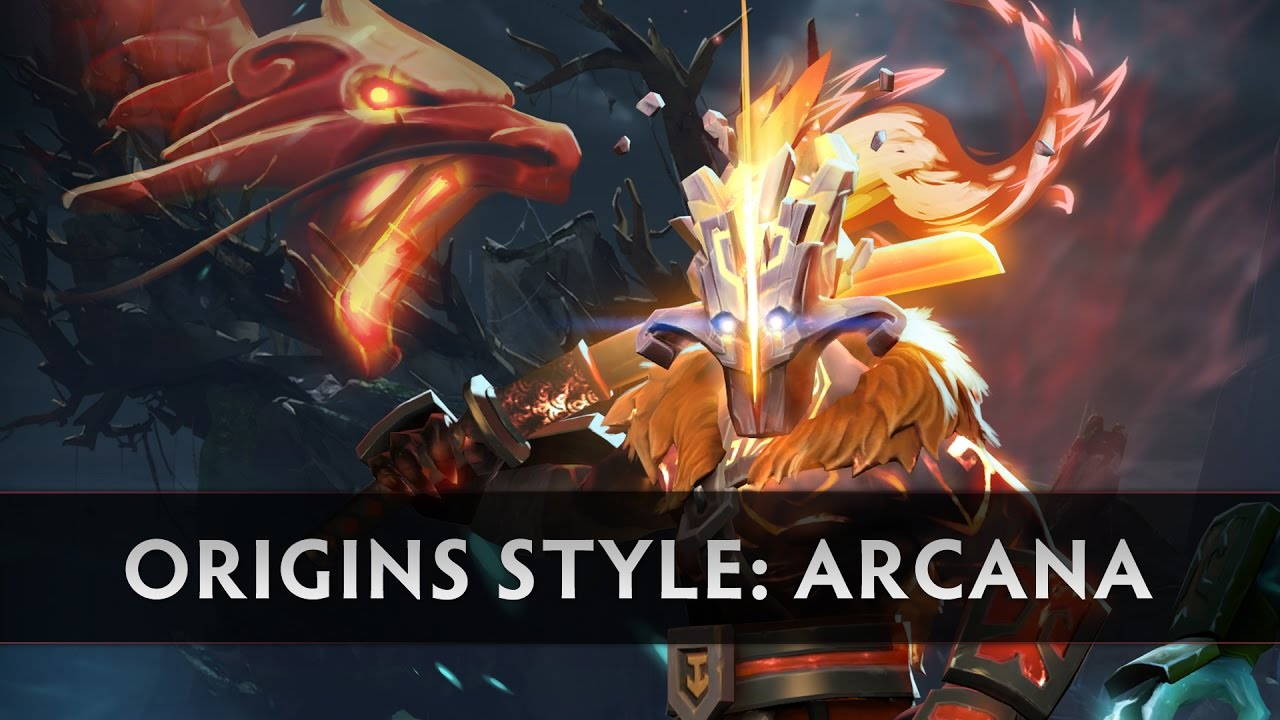 dota 2 juggernaut arcana origins style youtube