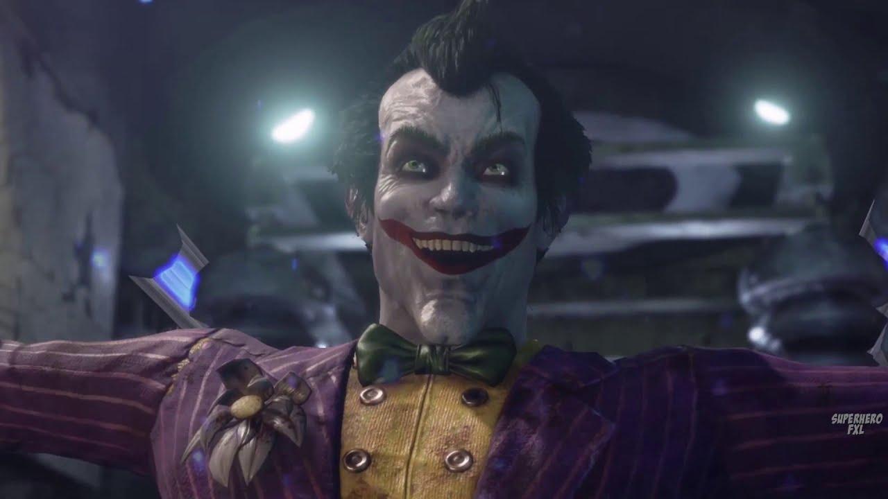 The Joker Full Movie Batman vs Joker Ending | Superhero Movies FXL 2019 All Cutscenes (Game Movie)