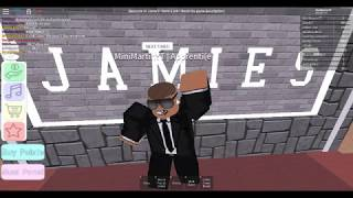Back at it again in Jamie's Restaurant Franchise, (Roblox)
