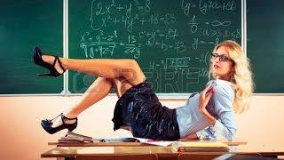 مثييير!! معلمة تخلع ملابسها امام التلاميذ !! لن تصدق ماذا حدث