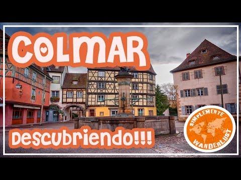 Paseando por Colmar - Francia - Alsacia - VIAJE A COLMAR CAPITULO 4