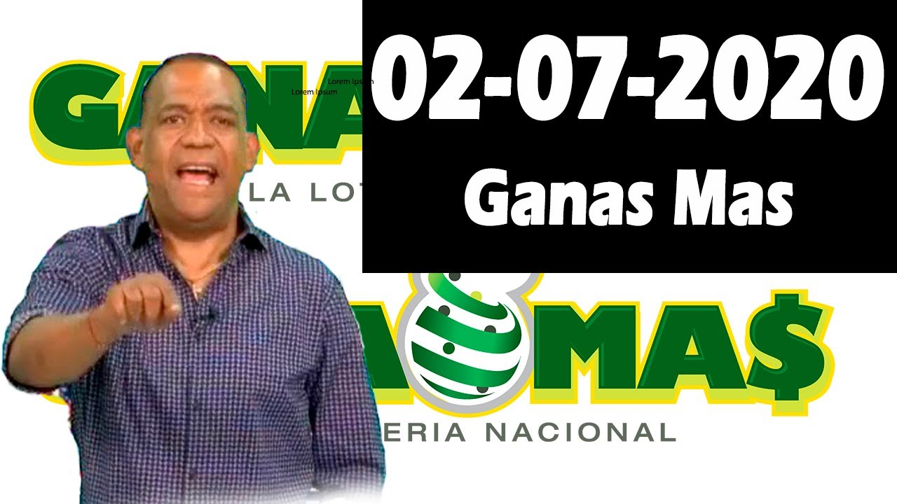 Resultados y Comentarios Gana Mas 02-07-2020 (CON JOSEPH TAVAREZ)