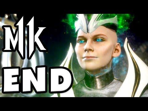 Final Boss and Ending! - Mortal Kombat 11 - Gameplay Walkthrough Part 12 - Chapter 12: End of an Era