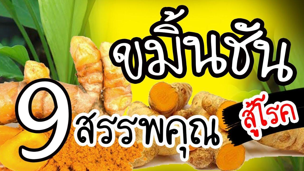 พบแล้ว..!!! 9 สรรพคุณของขมิ้นชัน ยอดสมุนไพรไทย สู้โรค...   Nava DIY