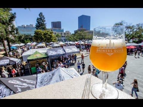 Los Angeles Beer Week Kickoff Festival 2017