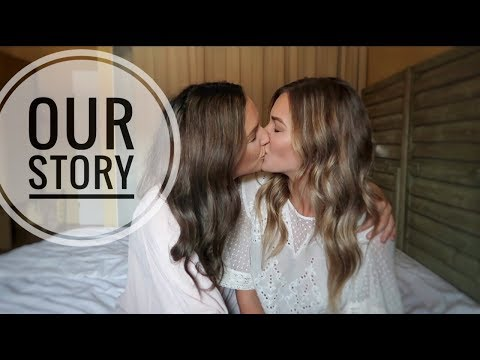 OUR STORY (& first texts)