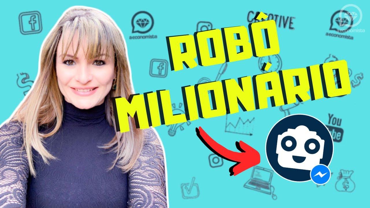 robo milionário login