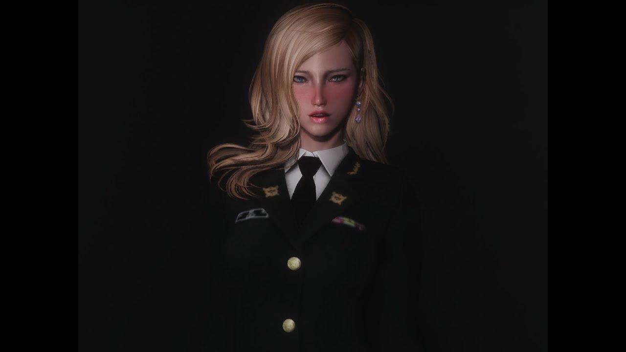 lovehappy     korea army clothes skyrim mod   youtube