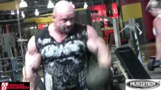 04 Ombro Muscular Development Bodybuilding Videos Branch WarrenTrains Delts