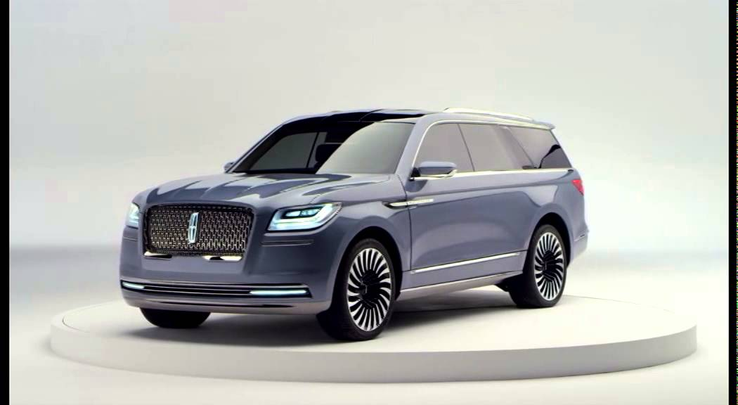 Lincoln Navigator Concept 2016 года