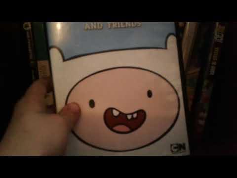 Cartoon network/adult swim DVD collection!!