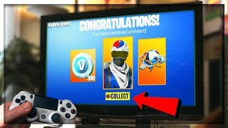 How to get FREE Alpine Ace Skin & V-Bucks Free Fortnite Skins & V-Bucks Fortnite Event
