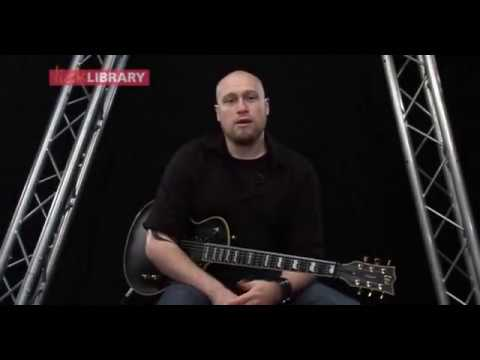 Extreme Metal Arpeggios - Licks Lesson - Introduction - Part 1