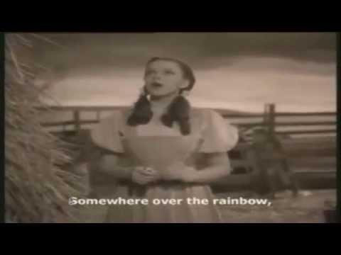 Cancion mago de oz [somewere over the rainbow]