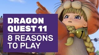 8 Reasons Dragon Quest 11 Is One Of The Best RPGs On PC