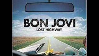 Bon Jovi - Lost Highway.