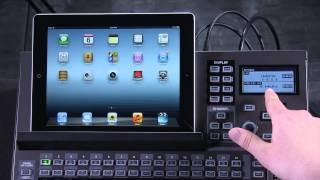 M-200i: Connecting an iPad with a Wireless Router