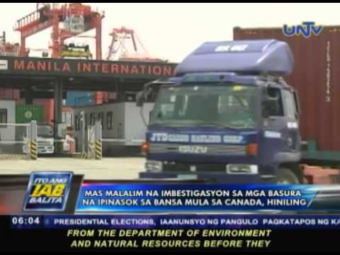 TINGNAN: Tambak ng basura inanod ng storm surge sa Manila Bay