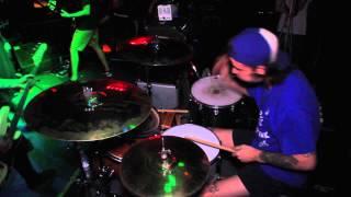 Counterparts - Outlier [Kelly Bilan] Drum Video [HD]