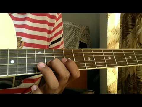 HAAREYA    Meri Pyaari Bindhu    Guitar Tabs Lesson