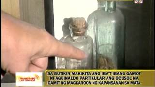 Video A look at secret passages in Emilio Aguinaldo's house download MP3, 3GP, MP4, WEBM, AVI, FLV Agustus 2017