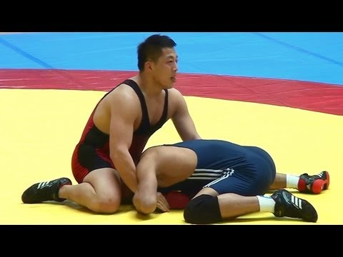 Freestyle Wrestling China - PIN