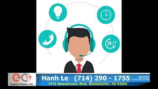 REAL ESTATE Testimoy anh Khanh & chi Kathy Refinance   August 17 2020