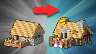 How to Transform a Village Butcher s Shop Minecraft YouTube