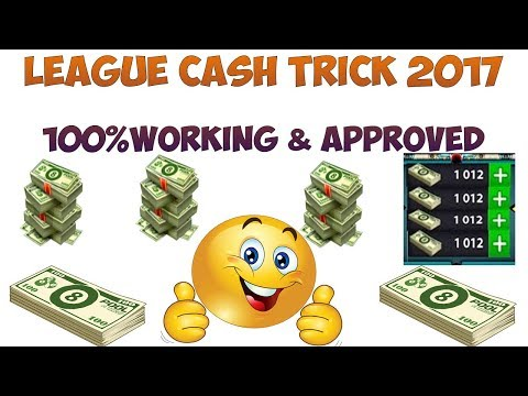 100% Working Old And Approved League Cash Trick 8 Ball Pool