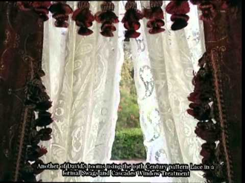 Lace Curtain pics from our Customers