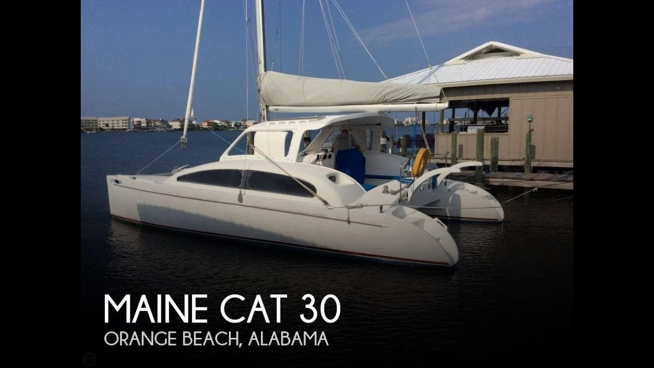Cat Boat For Sale Maine
