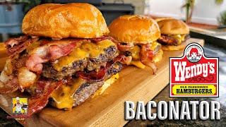 Wendy's Baconator Copycat Recipe
