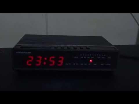 Radio Clock Universum Germany