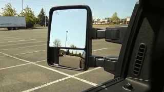 F150 Power Fold Tow Mirrors Added to 2014 XLT